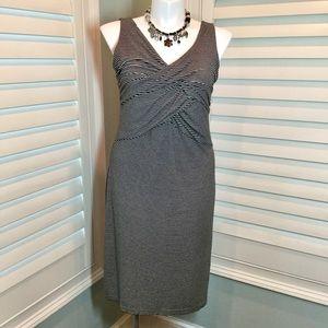 Lands End Jersey Knit Sleeveless Dress, XL